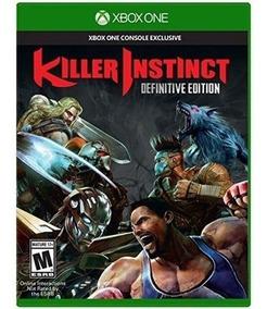 Killer Instinct Xbox One Edição Completa Digital Online