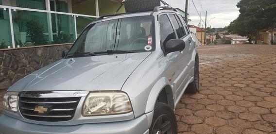 Chevrolet Tracker 4x4/reduzida Muito Nova 2008