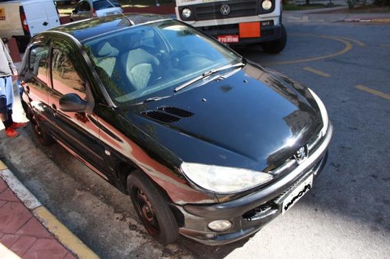 Peugeot 206 Presence 8v - Flex - 4p - 2006