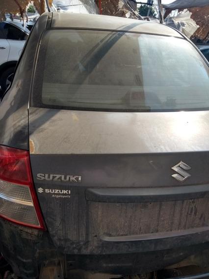 Suzuki Sx4 2008 Sedan