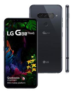 Smartphone LG G8s Thinq Câmera Tripla Preto 128gb Snap 855