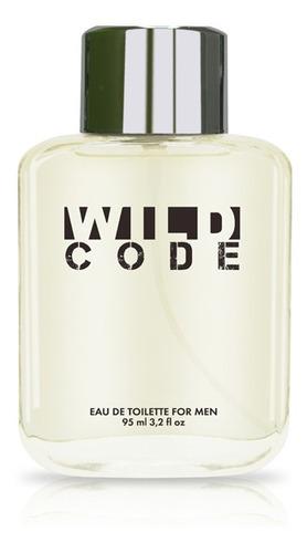Imagen 1 de 1 de Perfume Wild Edt 95ml Men
