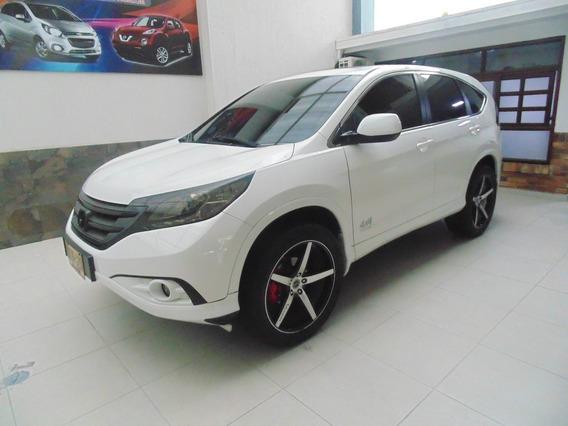 Honda Cvr Ex 2013 /blanco /soon Run