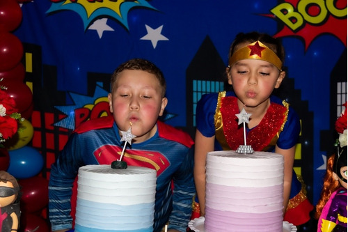 Imagem 1 de 5 de Cobertura Fotografica Festa Infantil