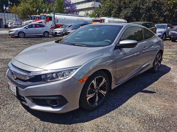 Honda Civic 2016 Civic Coupe Ex Aut