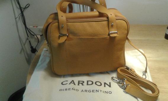 Cartera Cardon Maíz /ocre