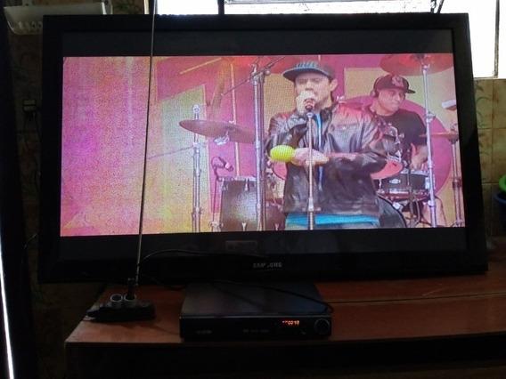 Tv Samsung Plasma 42 Polegadas Com Defeito