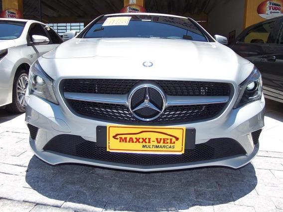 Mercedes-bens Classe Cla-200 Urban 1.6 Tb Flex Aut 2015
