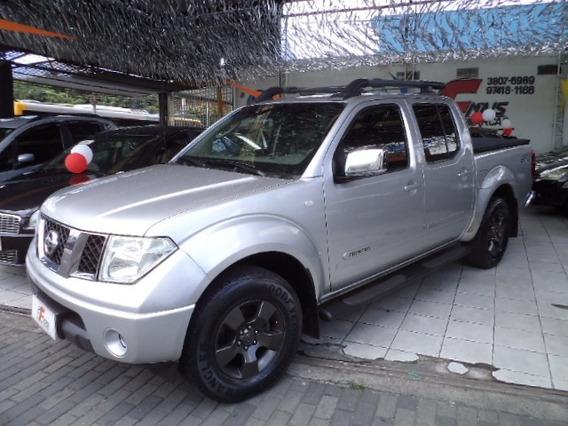 Nissan Frontier Le Aut 4x4 Completa