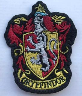 Parche Bordado Escudo Gryffindor Harry Potter