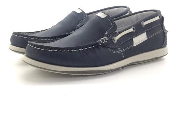 Ringo Dilan 01 Mocasin Cuero El Mercado De Zapatos!!!