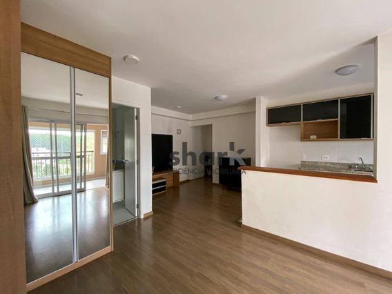 Studio Com 1 Dormitório Para Alugar, 43 M² Por R$ 2.000,00/mês - Empresarial 18 Do Forte - Barueri/sp - St0010