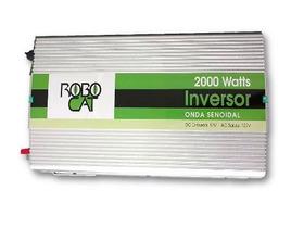 Inversor 2000w Transformador 12v P/ 110v Onda Senoidal Pura