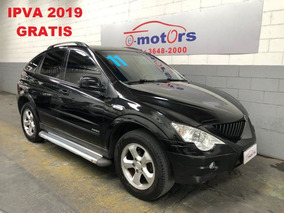 Ssangyong Action 2.3 Gl Automatica Completa Gasolina