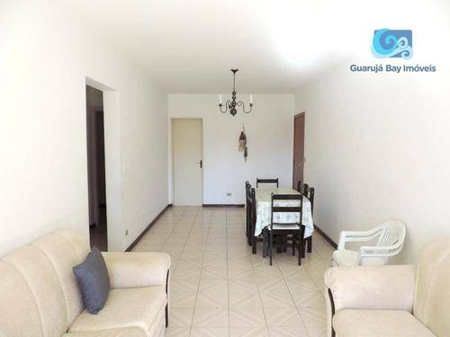 Imagem 1 de 12 de Amplo Apartamento Na Enseada - Ap4671