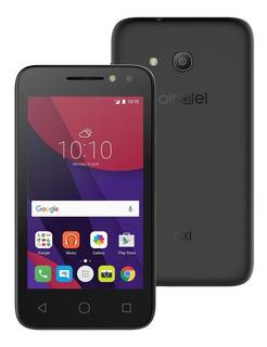 Smartphone Alcatel Pixi 4 2017 Preto Com Tela 4