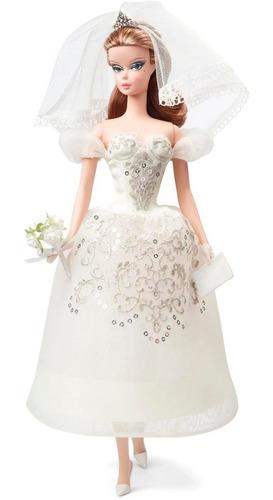 Barbie Collector Bmfc Novia Muñeca Barbie