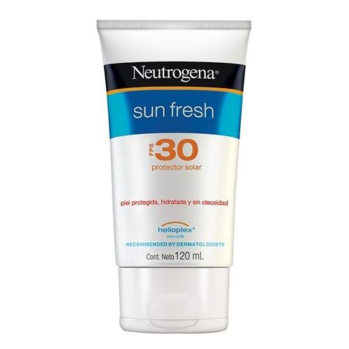 Neutrogena Solar Sun Fresh Protector Solar Fps 30 X 120ml
