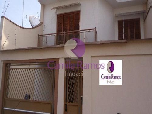 Sobrado Residencial À Venda No Centro De Suzano/sp - So0091 - 68321856