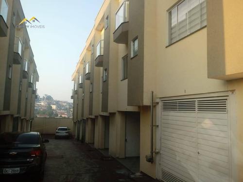 Sobrado À Venda, 120 M² Por R$ 445.000,00 - Vila Buenos Aires - São Paulo/sp - So0013