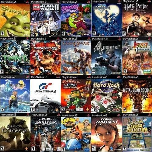 Jogos De Playstation 2