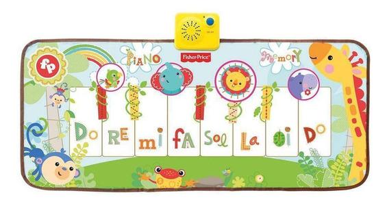 Tapete Musical De Atividade Infantil Fisher-price - Barão 82