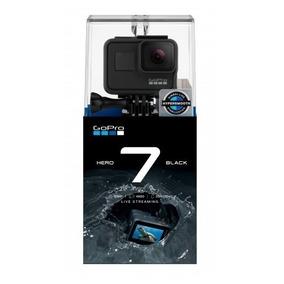 Câmera Gopro Hero 7 Black Ref. Autorizado Garantia Nf Brasil