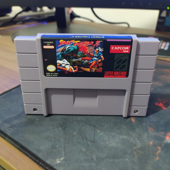 Street Fighter 2 Original