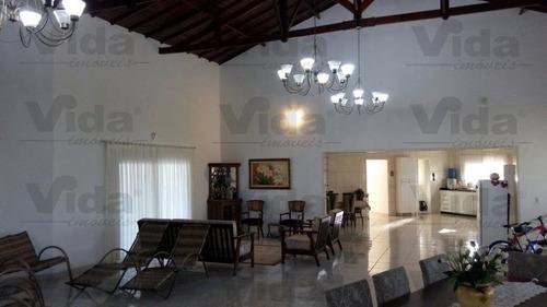 Casa De Condomínio Para Venda, 4 Dormitório(s), 632.0m² - 34370