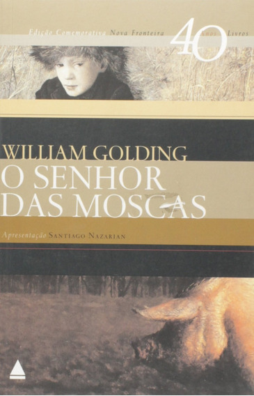 O Senhor Das Moscas / William Golding