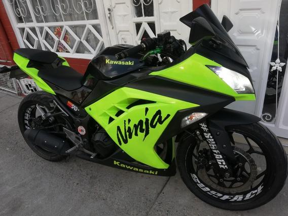 Kawasaki Ninja Ex 300