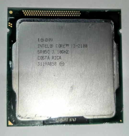 Processador I3-2100 Soquete 1155
