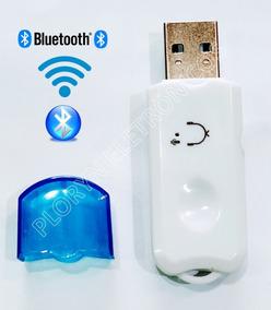 Bluetooth Adaptador Receptor De Música Usb. Atacado. 20 Pçs