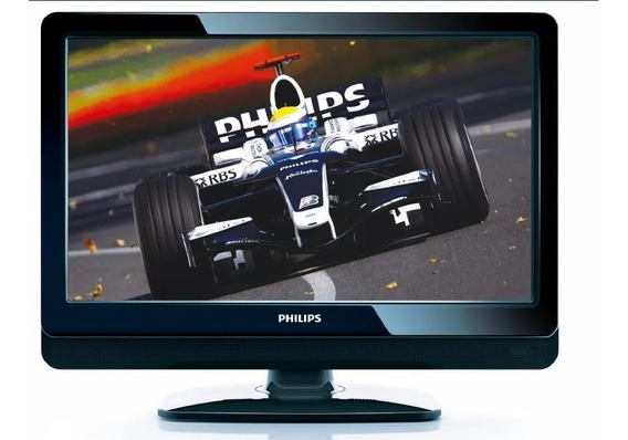 Tv Philips 26 Modelo 26pfl3404 Fullhd