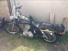 Harley Davidson Sporster Custom 883