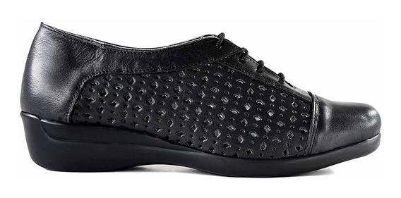Zapatilla Cuero Briganti Mujer Confort Zapato - Mczp05264