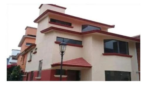 Imagen 1 de 6 de Casa 2 Niveles 3 Recamaras Xochimilco***