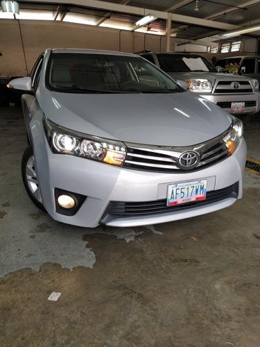 Toyota Corolla Gli 2015 100mil Km Unico Dueño!! Buen Estado!