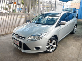 Ford Focus Hatch 1.6 S 2015