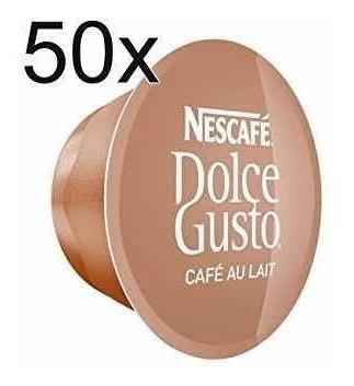 Imagen 1 de 1 de 50 Capsulas Cafe Aulait Dolce Gusto Belgrano X2 Envio Gratis