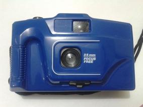 Camera Fotografica Focus With Hot Shoe 35mm Focus Free