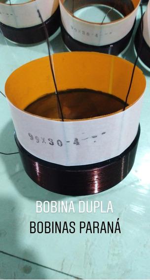 Bobina Target 99.30 4 Ohms Enrolamento Em Alumínio