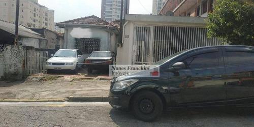 Imagem 1 de 1 de Terreno À Venda, 504 M² Por R$ 1.000.000,00 - Santa Teresinha - São Paulo/sp - Te0125