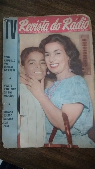 Revista Do Rádio - Emilinha Borba - N815 - 01 De Maio 1965