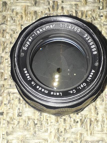 Pentax 50mm F/1.4 Super-takumar M42