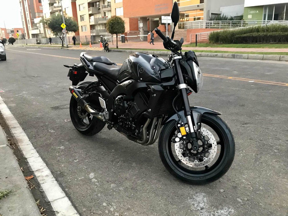 Yamaha Fz1 Fazer