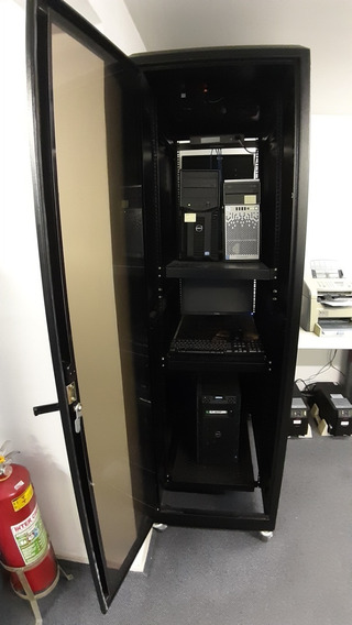 Rack Para Servidor 42us X 600mm Com Acessorios
