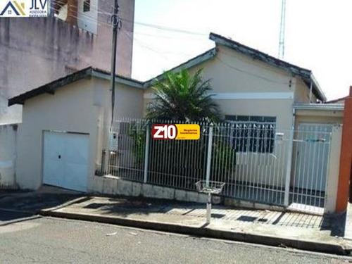 Ca09081 - Jardim Pau Preto - At 125m² Ac 90m² 02 Dormitórios, Copa E Cozinha,  Dispensa Grande, Banheiro,   Garagem Ampla. R$ 295.000,00 - Ca09081 - 68753868