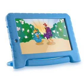 Tablet Multilaser Galinha Pintadinha Plus Nb282