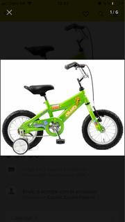 Bicicleta Olmo Rodado 12 Cosmo Pets